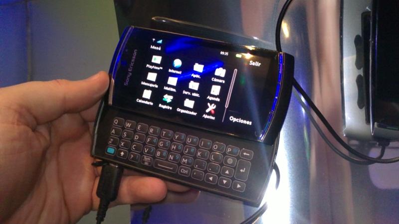Sony Ericsson U8 Vivaz pro.